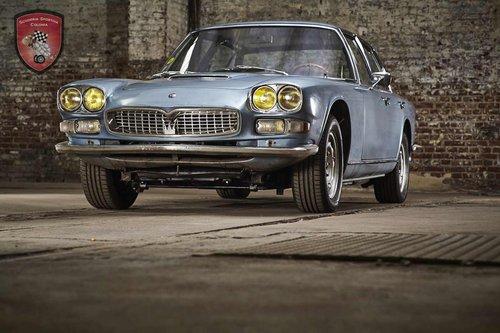 1967 Maserati Quattroporte I - 4,7 Ltr For Sale (picture 1 of 6)