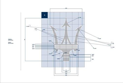 Maserati corporate identity manual For Sale (picture 2 of 6)