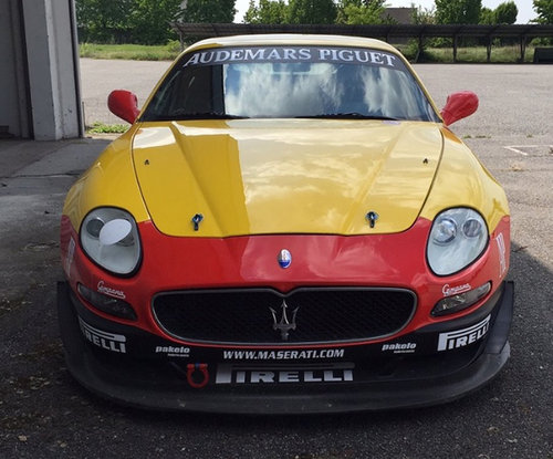 2003 Maserati Trofeo racing-car For Sale (picture 1 of 6)