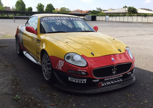 2003 Maserati Trofeo racing-car For Sale (picture 2 of 6)