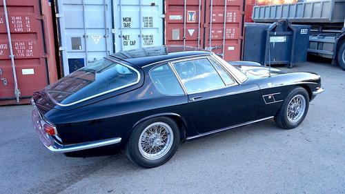 1967 Mistral Coupé 3700 LHD, European black/black For Sale (picture 3 of 6)