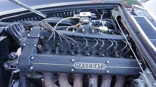 1967 Mistral Coupé 3700 LHD, European black/black For Sale (picture 5 of 6)