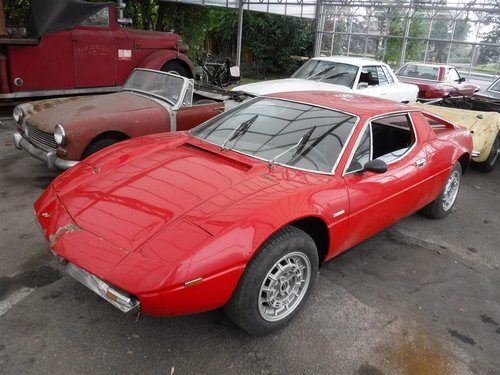 1975 Maserati Merak 3 Ltr. / 6 cil. For Sale (picture 1 of 6)