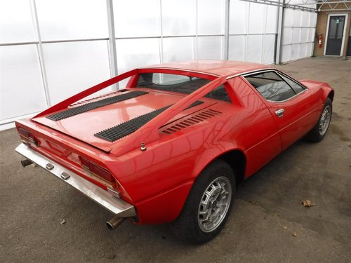 1975 Maserati Merak 3 Ltr. / 6 cil. For Sale (picture 2 of 6)