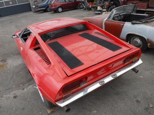 1975 Maserati Merak 3 Ltr. / 6 cil. For Sale (picture 5 of 6)