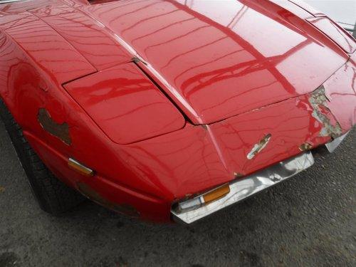 1975 Maserati Merak 3 Ltr. / 6 cil. For Sale (picture 6 of 6)