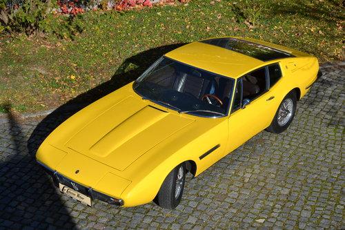 1967 Maserati Ghibli 4,7  Vin 100 For Sale (picture 1 of 1)