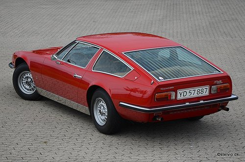 1971 Maserati Indy 4700 America - Immaulate For Sale (picture 2 of 6)