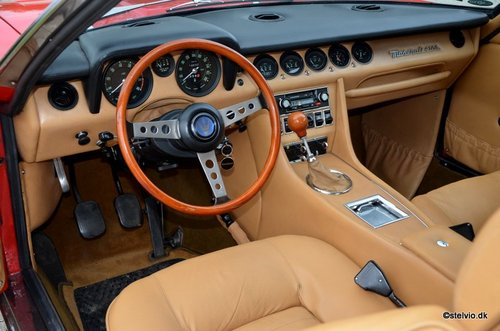 1971 Maserati Indy 4700 America - Immaulate For Sale (picture 3 of 6)