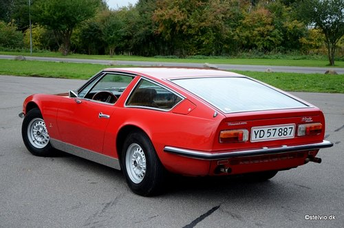 1971 Maserati Indy 4700 America - Immaulate For Sale (picture 5 of 6)