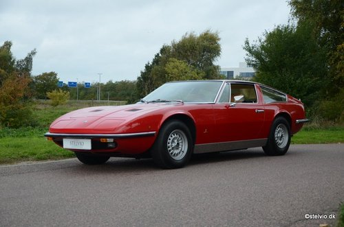 1971 Maserati Indy 4700 America - Immaulate For Sale (picture 6 of 6)