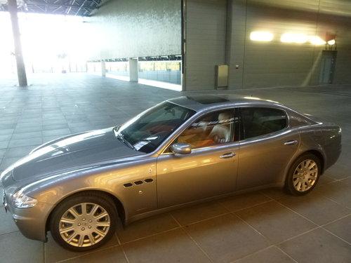 2004 Maserati Quattroporte 4.2 Cambiocorse SOLD (picture 1 of 3)