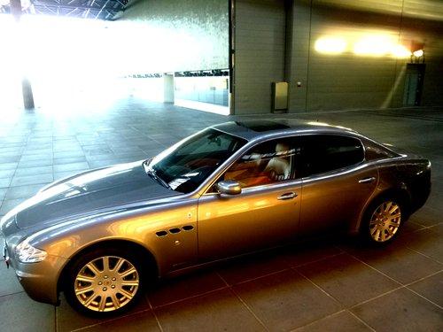 2004 Maserati Quattroporte 4.2 Cambiocorse SOLD (picture 3 of 3)