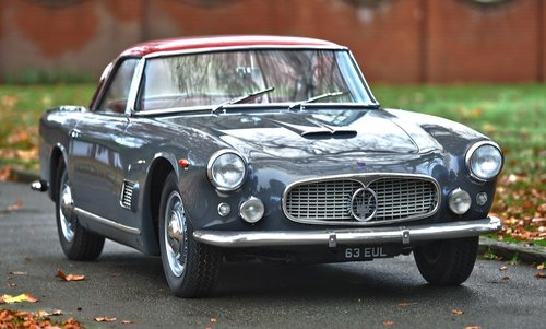 1960 Maserati 3500 GT by Touring For Sale (picture 1 of 6)