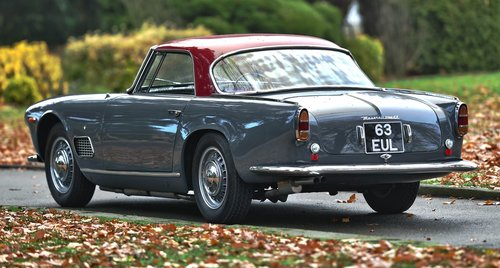 1960 Maserati 3500 GT by Touring For Sale (picture 3 of 6)