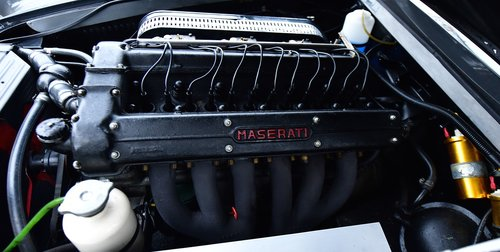 1960 Maserati 3500 GT by Touring For Sale (picture 6 of 6)