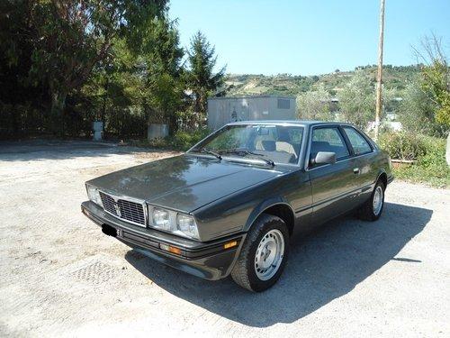 1985 Maserati Biturbo For Sale (picture 1 of 6)