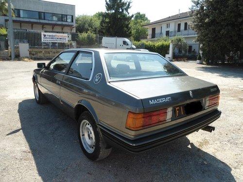 1985 Maserati Biturbo For Sale (picture 2 of 6)