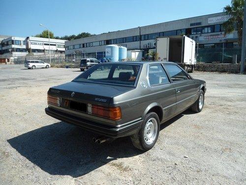 1985 Maserati Biturbo For Sale (picture 3 of 6)