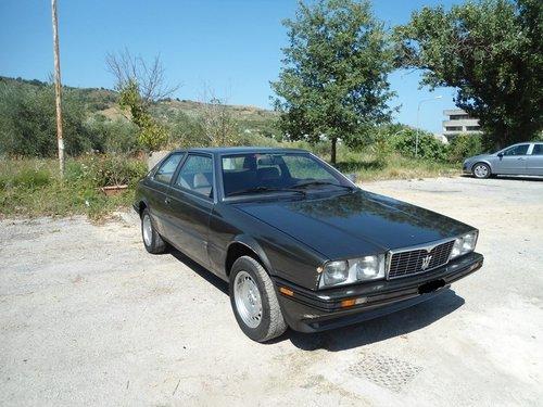 1985 Maserati Biturbo For Sale (picture 4 of 6)