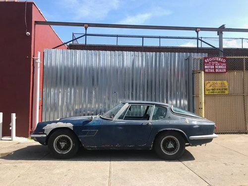 1967 Maserati Mistral Coupe # 22543 For Sale (picture 1 of 6)