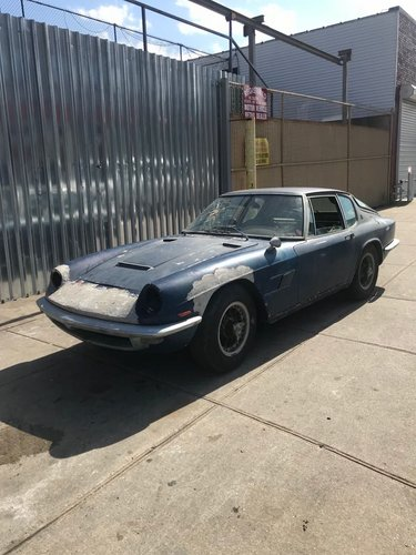 1967 Maserati Mistral Coupe # 22543 For Sale (picture 4 of 6)