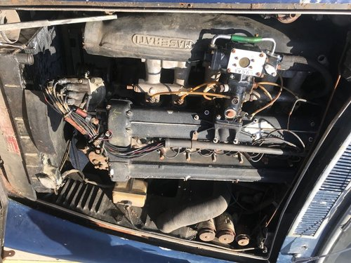 1967 Maserati Mistral Coupe # 22543 For Sale (picture 6 of 6)