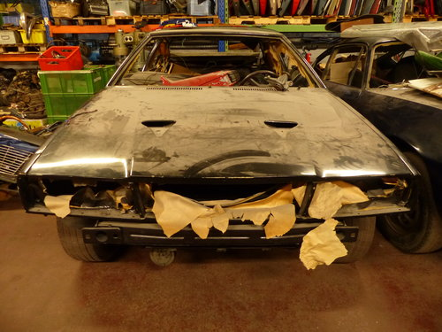 1986 rust-free Maserati Biturbo project-car, 2 owners For Sale (picture 2 of 6)