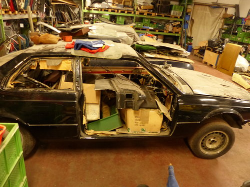 1986 rust-free Maserati Biturbo project-car, 2 owners For Sale (picture 3 of 6)