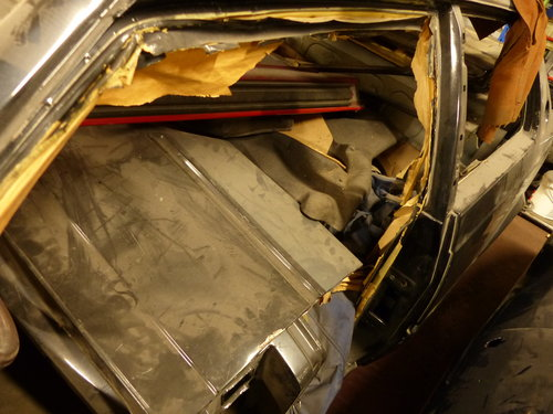 1986 rust-free Maserati Biturbo project-car, 2 owners For Sale (picture 5 of 6)
