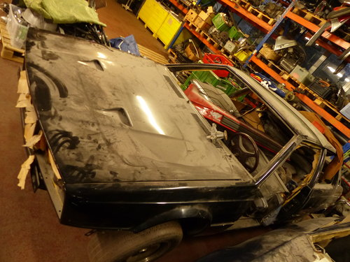 1986 rust-free Maserati Biturbo project-car, 2 owners For Sale (picture 6 of 6)