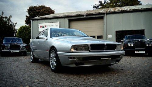 Maserati Quattroporte v6 Evoluzione LHD 1999. For Sale ...