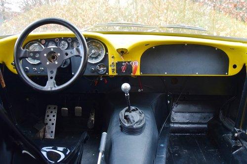 1961 Maserati 3500 GT FIA Historic race car For Sale (picture 5 of 6)