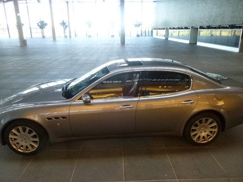 2004 Maserati Quattroporte 4.2 Cambiocorsa F1 For Sale (picture 2 of 4)