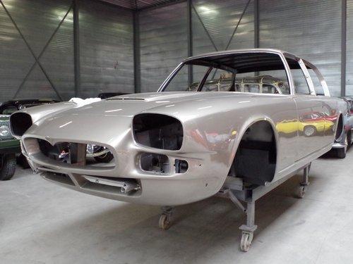 1968 Maserati Quattroporte series 1 project For Sale (picture 1 of 6)