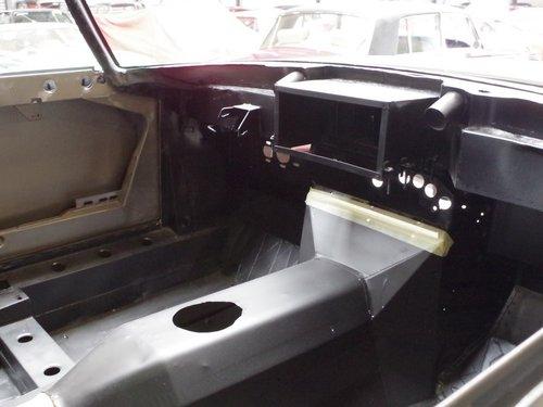 1968 Maserati Quattroporte series 1 project For Sale (picture 5 of 6)