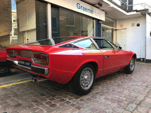 1979 Maserati Khamsin - engine rebuilt For Sale (picture 5 of 6)