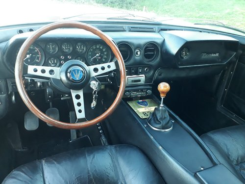 1969 Maserati Indy Series 1 - 4200cc - Manual - A rare car.... For Sale (picture 4 of 6)