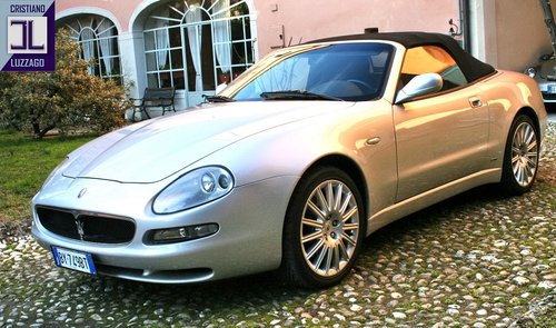 THE ULTIMATE MASERATI 4200 SPIDER GT F1 CAMBIOCORSA  For Sale (picture 1 of 6)