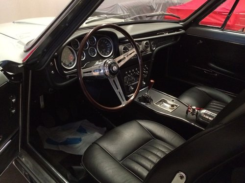 1965 MASERATI SEBRING 3500 GTi SERIES II For Sale (picture 4 of 5)