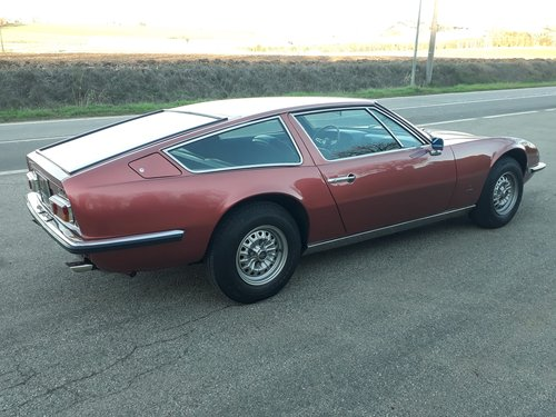 1969 Maserati Indy Series 1 - 4200cc - Manual - A rare car.... For Sale (picture 2 of 6)