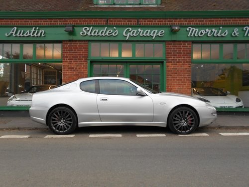 2004 Maserati 4200 GT Coupe Manual  For Sale (picture 1 of 5)