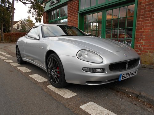2004 Maserati 4200 GT Coupe Manual  For Sale (picture 2 of 5)