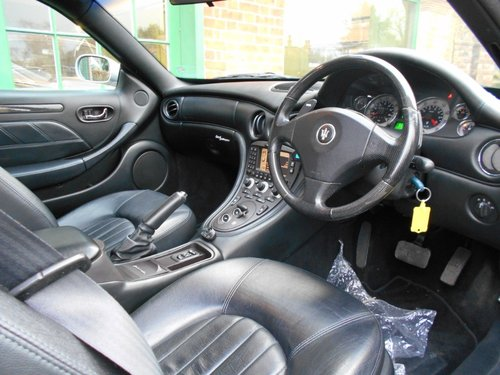 2004 Maserati 4200 GT Coupe Manual  For Sale (picture 4 of 5)