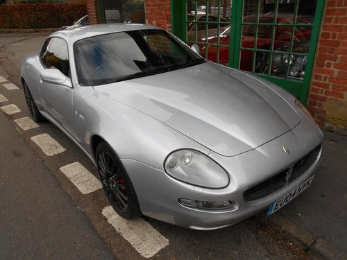 2004 Maserati 4200 GT Coupe Manual  For Sale (picture 5 of 5)