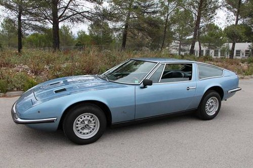 1969 MASERATI INDY For Sale (picture 1 of 1)