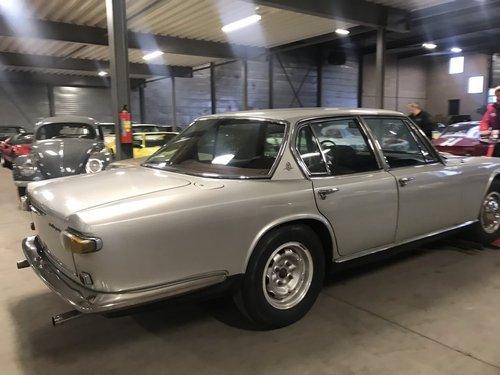 1967 Maserati Quattroporte Series 1 For Sale (picture 5 of 6)