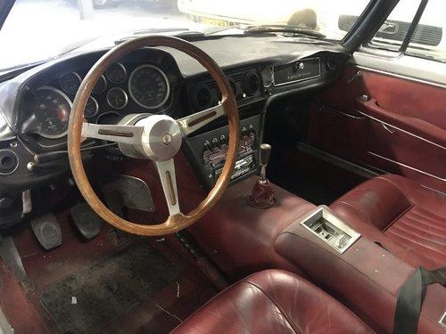 1967 Maserati Quattroporte Series 1 For Sale (picture 6 of 6)