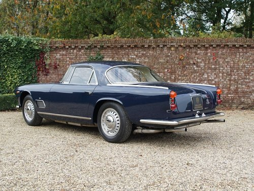 1962 Maserati 3500 GTi fully restored, matching numbers, Maserati For Sale (picture 2 of 6)