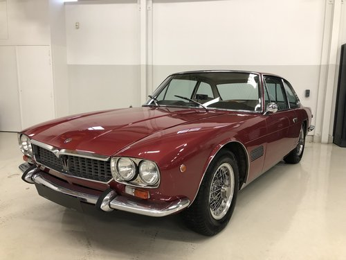 1969 Maserati Mexico 4.2  SOLD (picture 1 of 6)